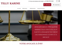 tilly-karine-avocat.com