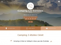 Campingcerisiers.fr