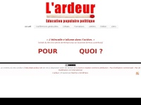 Ardeur.net