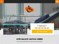 materiel-medical-auch.com