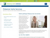 recrutement-presenceverteservices.fr