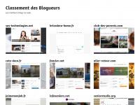 classementdesblogueurs.fr
