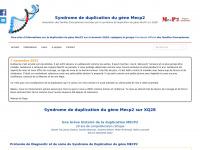 Duplication-mecp2.fr