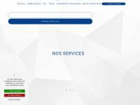 Taxi-ambulance-de-leyrieux.fr