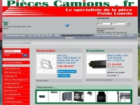 Piecescamions.fr