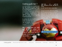 Coding-gouter.be