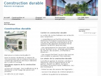 constructiondurable.fr