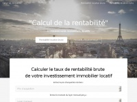 Calculrentabilite.fr