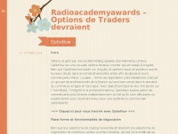 radioacademyawards.org