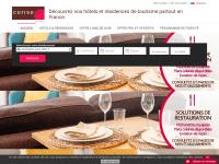 cerise-hotels-residences.com