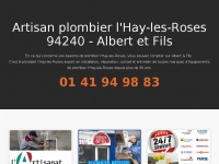 plombier-lhaylesroses.fr
