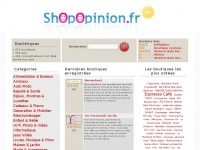 shopopinion.fr