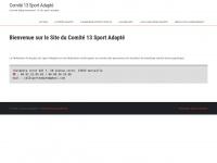 Comite13sportadapte.fr