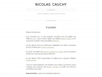 nicolascauchy.wordpress.com