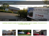 Camping-sainthilaire.fr