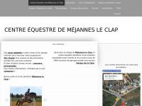 Centre-equestremejannes.com