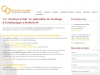 Ccservicesechaf.be