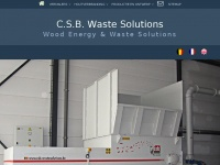 Csb-wastesolutions.be