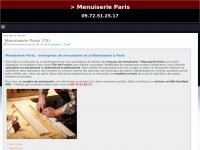 menuiserie-paris.net