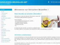 serruriers-bruxelles.net