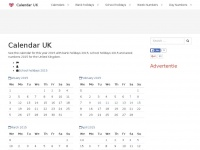 Calendaruk.co.uk