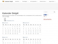 Kalender-be.be