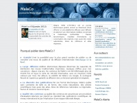journal-malaco.fr