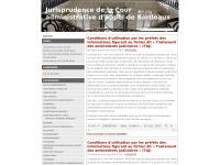 jurissite-caa-bordeaux.fr