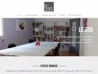Le330-coworking.fr