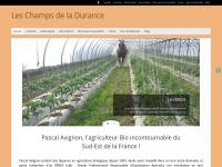 Leschampsdeladurance.fr