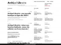 archipel-librairie.fr