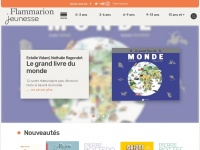 flammarion-jeunesse.fr