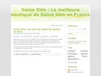 Gaineslim.blog.free.fr
