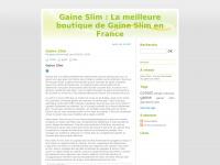 gaineslim.blog.free.fr