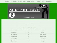 rawai-pool-league.com