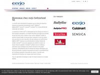 Cerjo-switzerland.ch