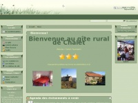 Gite-rural-de-chalet.fr
