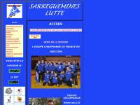 Sarreguemines Lutte (Accueil)