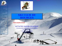 skiclubdebourges.fr