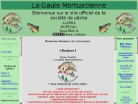 Lagaulemortuacienne.fr - Accueil