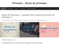 boule-petanque.fr