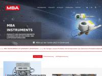 mba-instruments.de