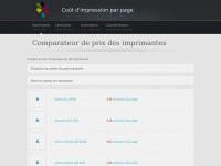 Cout-par-page.fr