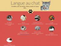 Langue-au-chat.fr