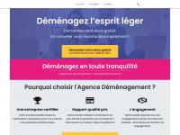 agencedemenagement.com