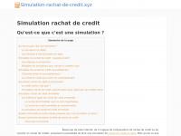 simulation-rachat-de-credit.xyz