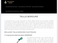 taille-bordure-warrior.com