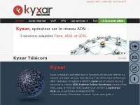 kyxar-telecom.fr