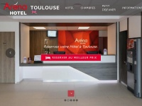 hotel-arena-toulouse.com