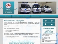 Centre-ambulancier-perpignanais.com